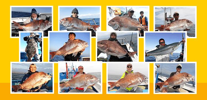 釣りを楽しみたいなら 茨城県日立市 久慈漁港の第一大漁丸へ